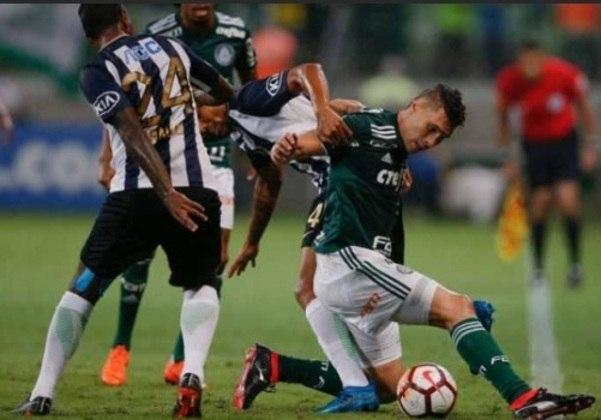 Pablo Bengoechea (uruguaio): 1 vez (Alianza Lima 2018)
