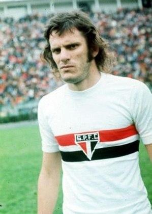 Pablo Forlán - Grande lateral do São Paulo na década de 70, o uruguaio conquistou o tricampeonato paulista em 70, 71 e 75, defendendo o Tricolor em mais de 200 partidas. Também jogou no Cruzeiro