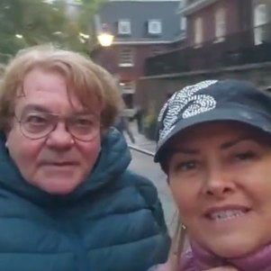 Pablo e Marriete em Londres