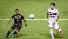 Volpi falha, mas Luciano salva São Paulo de derrota para o Ceará: 1 a 1