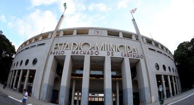 TCM suspende concessão do Estádio do Pacaembu