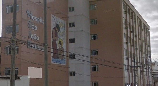 Mulher está internada em um hospital municipal em Viçosa, no interior de Minas