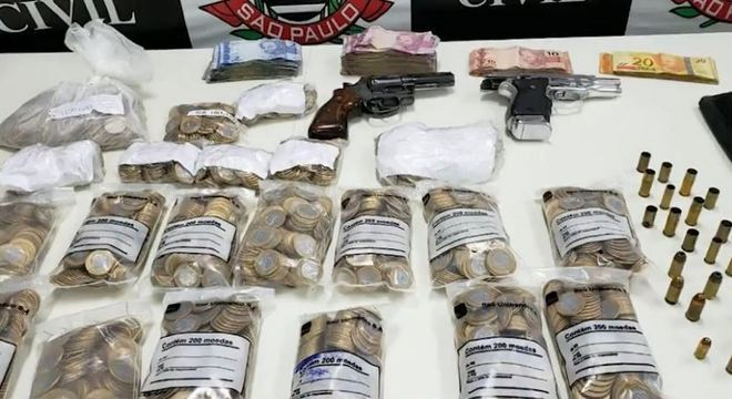 Em vez de pão, munição: padaria de fachada vendia armas em São Paulo