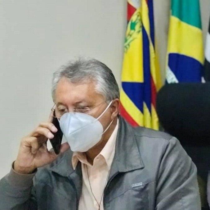 Padre Osvaldo foi denunciado por não seguir orientação das autoridades sanitárias