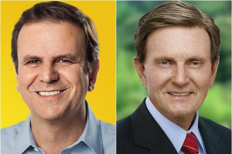 Paes e Crivella decidem preferência do eleitorado