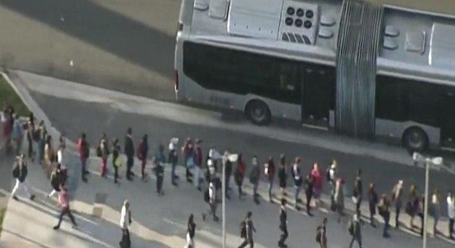 Ônibus do Paese atendem passageiros de São Mateus até Vila Prudente