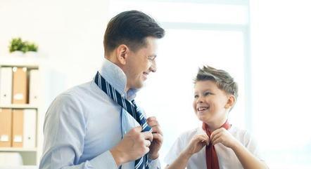 Estudos mostram que a presença paterna é essencial para o desenvolvimento dos filhos
