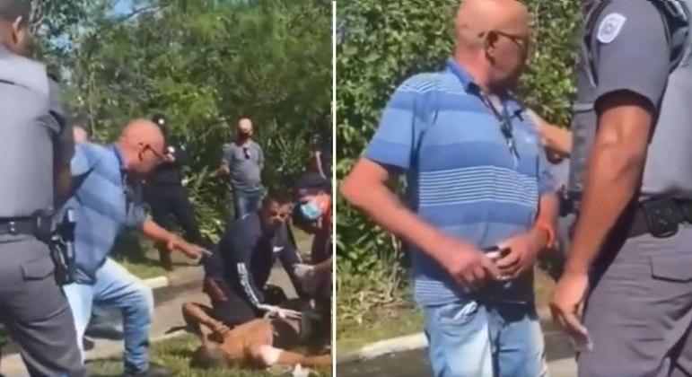 Vídeo de pai desesperado viralizou nas redes sociais
