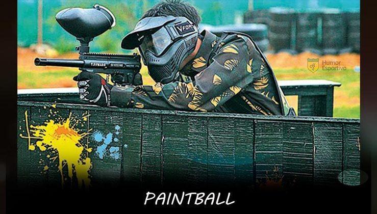 Paintball: categorias masculina, feminina, mistas, individuais e por equipes