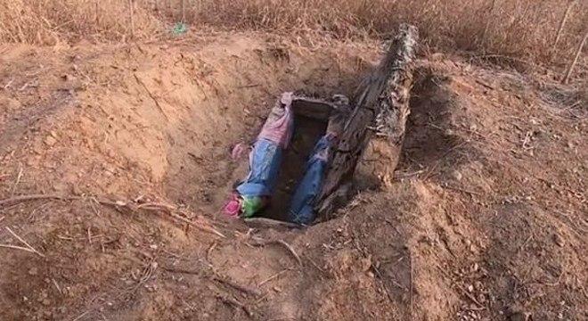 Pais exumaram cadáver da filha para vendê-la  como 'noiva'