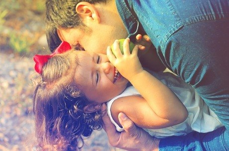 Presença dos pais com os filhos é o melhor presente