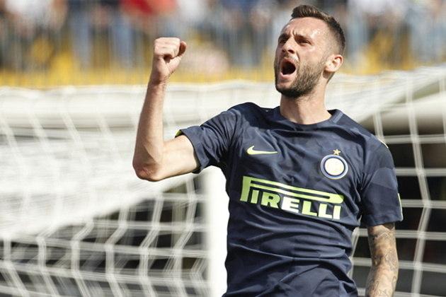Marcelo Brozovic - 28 anos - Volante - Clube: Inter de Milão - Contrato até: 30/06/2022