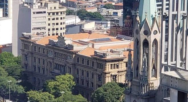 Sede do Tribunal de Justiça de São Paulo (foto ilustrativa)