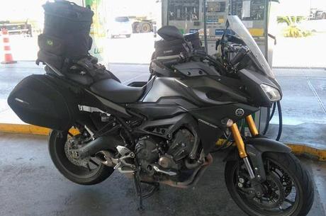 MT-09 TRACER, minha companheira de jornadas diárias por mais segurança viária com motocicleta