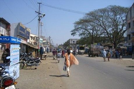 O crime aconteceu no distrito de Palghar, na Índia