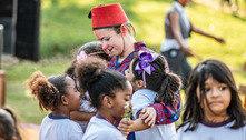 Palhaços Sem Fronteiras lançam campanha sobre o direito a brincar