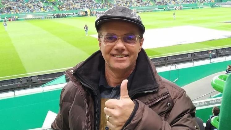 PALHINHA - Aos 52 anos, administra desde 2019 o União de Almeirim, clube da quarta divisão portuguesa que tem acumulado bons números. Parou de jogar futebol em 2006.