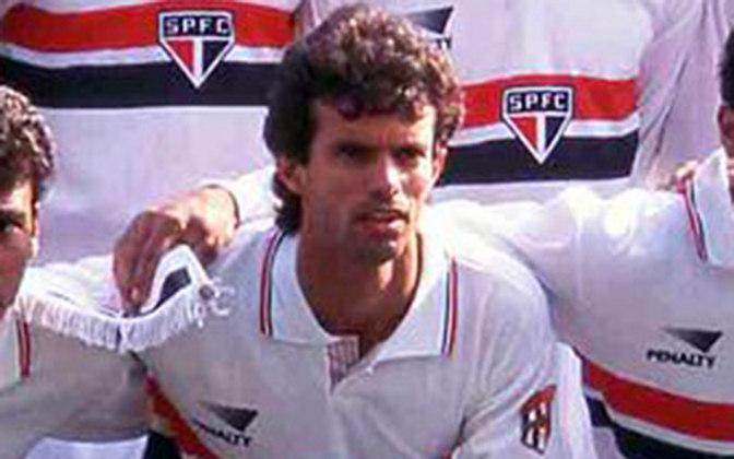 Palhinha: depois do São Paulo, ainda defendeu clubes como Cruzeiro, Grêmio e Flamengo. Já foi técnico, comandou academias fora do país, como do Corinthians e Boston City, e atualmente atua no União de Almeirim, de Portugal.