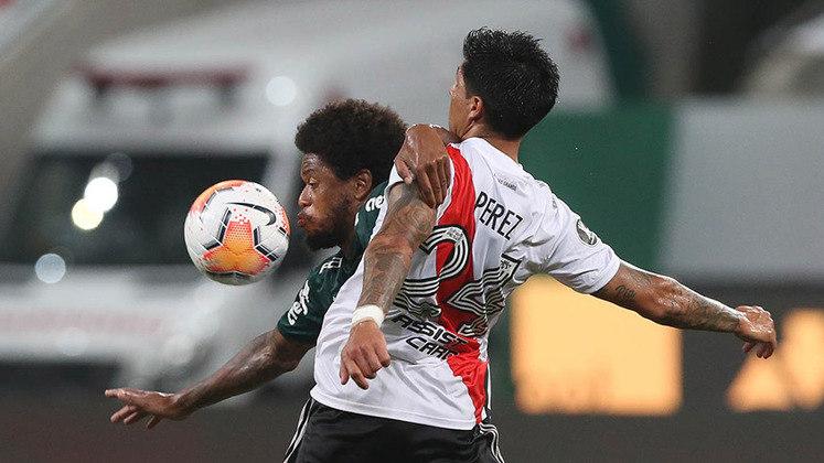 Palmeiras 0 x 2 River Plate-ARG – Allianz Parque, em São Paulo – 12/1/2021 – Semifinal (volta)