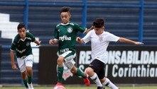 Corinthians e Palmeiras desfigurados. Culpa da FPF