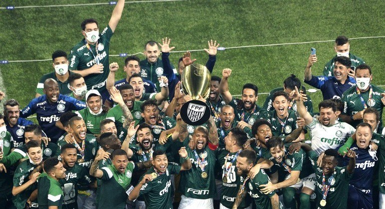 Palmeiras pode ganhar muito mais do que os R$ 26 milhões pelo Paulista, longe da Globo