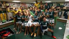 Palmeiras não será covarde contra o River. Promete Abel