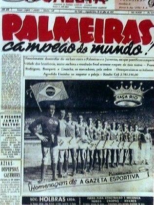Apesar da pressão da imprensa brasileira, a Fifa jamais oficializou a Taça Rio como Mundial