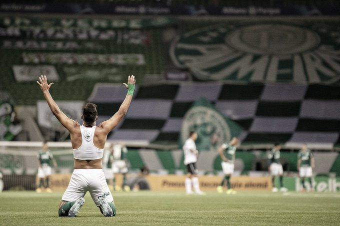 Meninos consagraram o Palmeiras tetracampeão da Copa do Brasil
