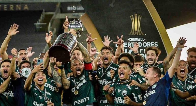 Palmeiras não teve a mesma sorte de 2020. Adversários fortes desde a fase de grupos