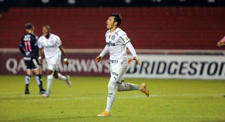 Palmeiras jogou com inteligência tática. Venceu e bateu recorde na Libertadores