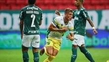 Palmeiras, acovardado, faz história. Perde segundo título em três dias