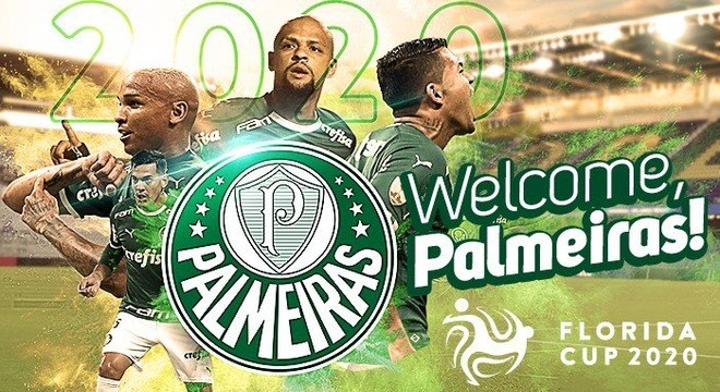 Palmeiras mergulha de vez na internacionalização da marca