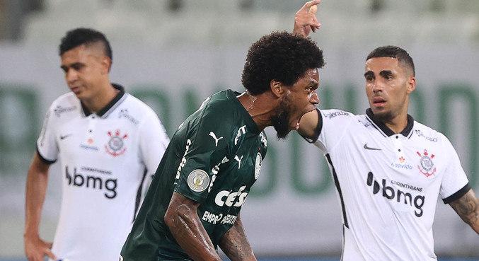 As expressões de Cantillo, Luiz Adriano e Gabriel resumem o que foi o jogo