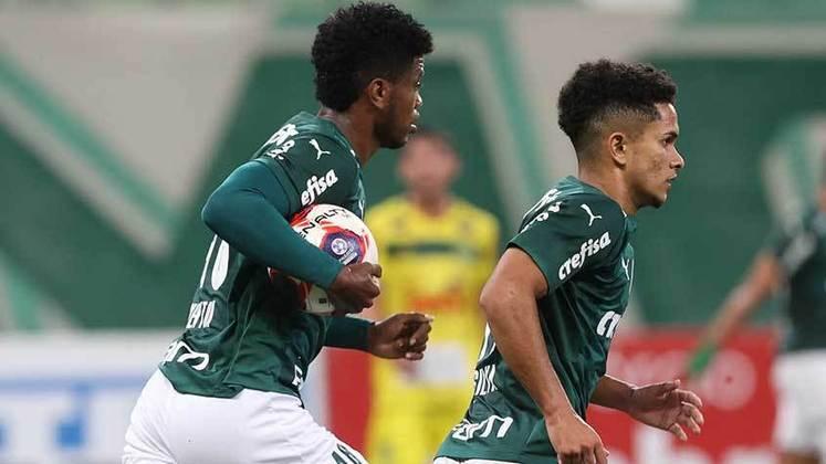 Palmeiras: 19 gols na temporada (Campeonato Paulista, Libertadores, Recopa Sul-Americana e Supercopa do Brasil)