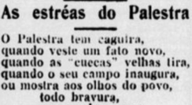 Palmeiras 1920