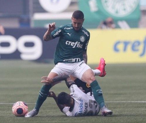 Palmeiras 1x1 Corinthians: -R$ 41.795,17 (Paulistão)