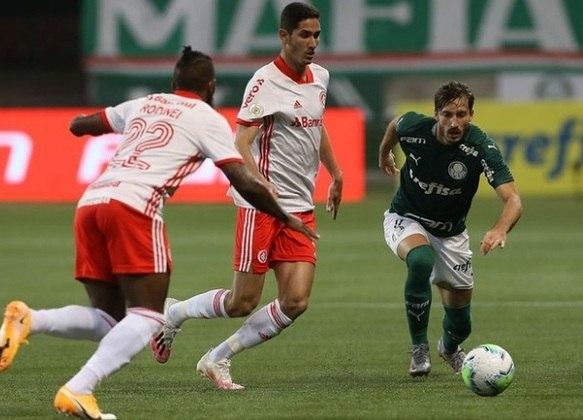 Palmeiras 1x1 Internacional: -R$ 81.534,42 (Brasileiro)