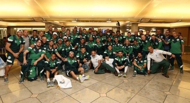 Equipe se prepara para disputa do Paulista após ser campeão da Florida Cup