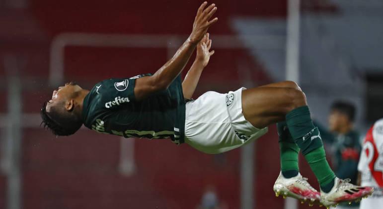 Palmeiras foi o escolhido para a tevê aberta. Flamengo foi deixado de lado na semifinal