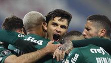 Tudo ou nada para o Palmeiras hoje. Contra o favorito Atlético Mineiro
