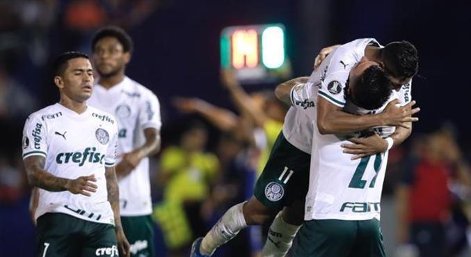 Palmeiras tenta chegar à segunda final consecutiva da Libertadores