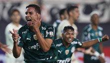 Palmeiras, bipolar. Vitória no Peru, com sofrimento desnecessário
