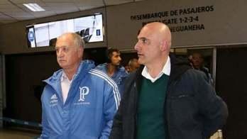 Revoltado, Felipão alerta Palmeiras. Saída é desprezar VAR da Federação (Palmeiras)