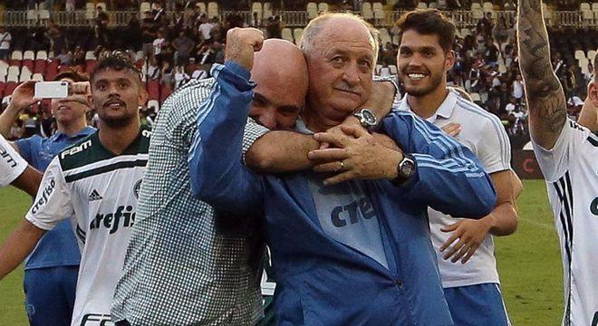 Galiotte tem todo o apoio no Palmeiras para virar as costas à Globo