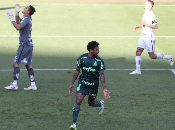Palmeiras 2x1 Santos: -R$ 172.278,54 (Brasileiro)