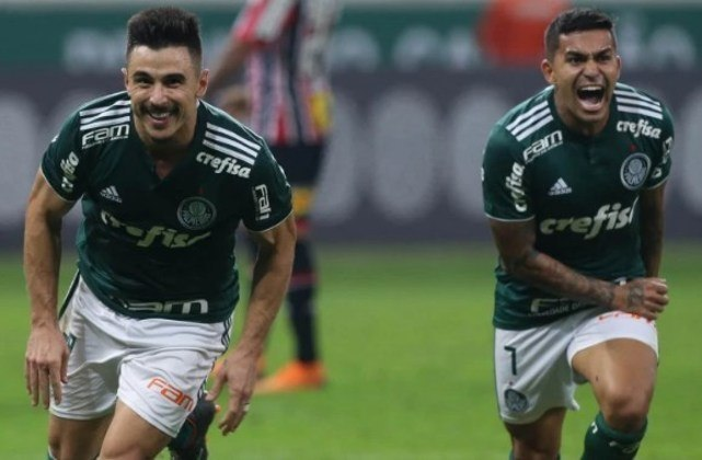 Palmeiras 3 x 1 São Paulo (Campeonato Brasileiro) - 2/6/2018 - Gols: Marcos Guilherme, 30'/1ºT (0-1); Willian, 10'2ºT (1-1), Willian, 21'2ºT (2-1); Dudu, 24'2ºT (3-1)