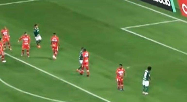 Palmeiras (3)0x1(4) CRB - Copa do Brasil 2021 (Terceira Fase)