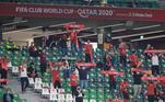 Palmeiras, Al Ahly, Mundial, torcida