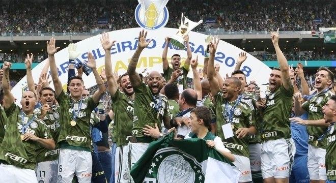 O Palmeiras firme no motim contra a Globo. Pode ficar fora da teve aberta