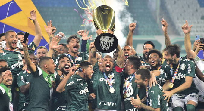 Palmeiras venceu Corinthians e conquistou o Campeonato Paulista em 2020